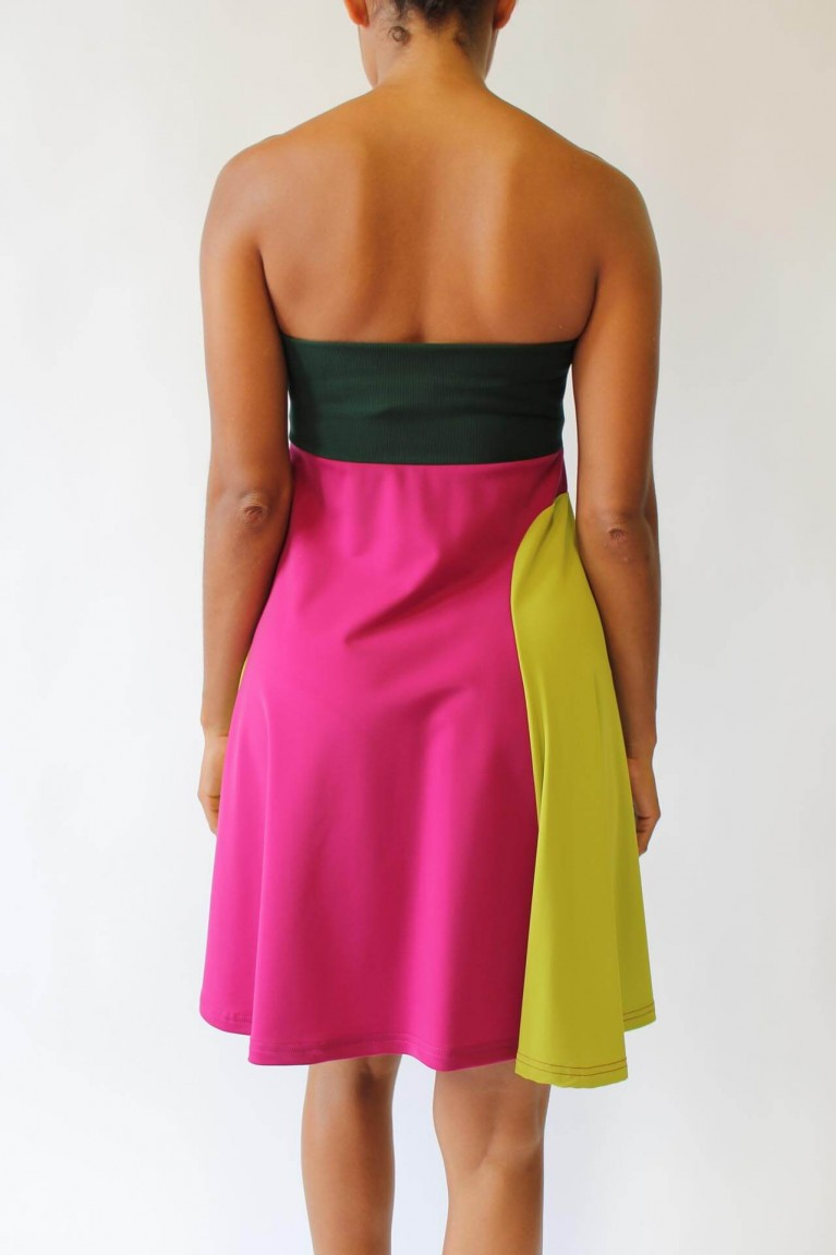 The Split Skirt/Dress
