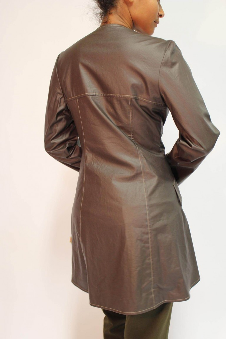 Sun Sheer Coat