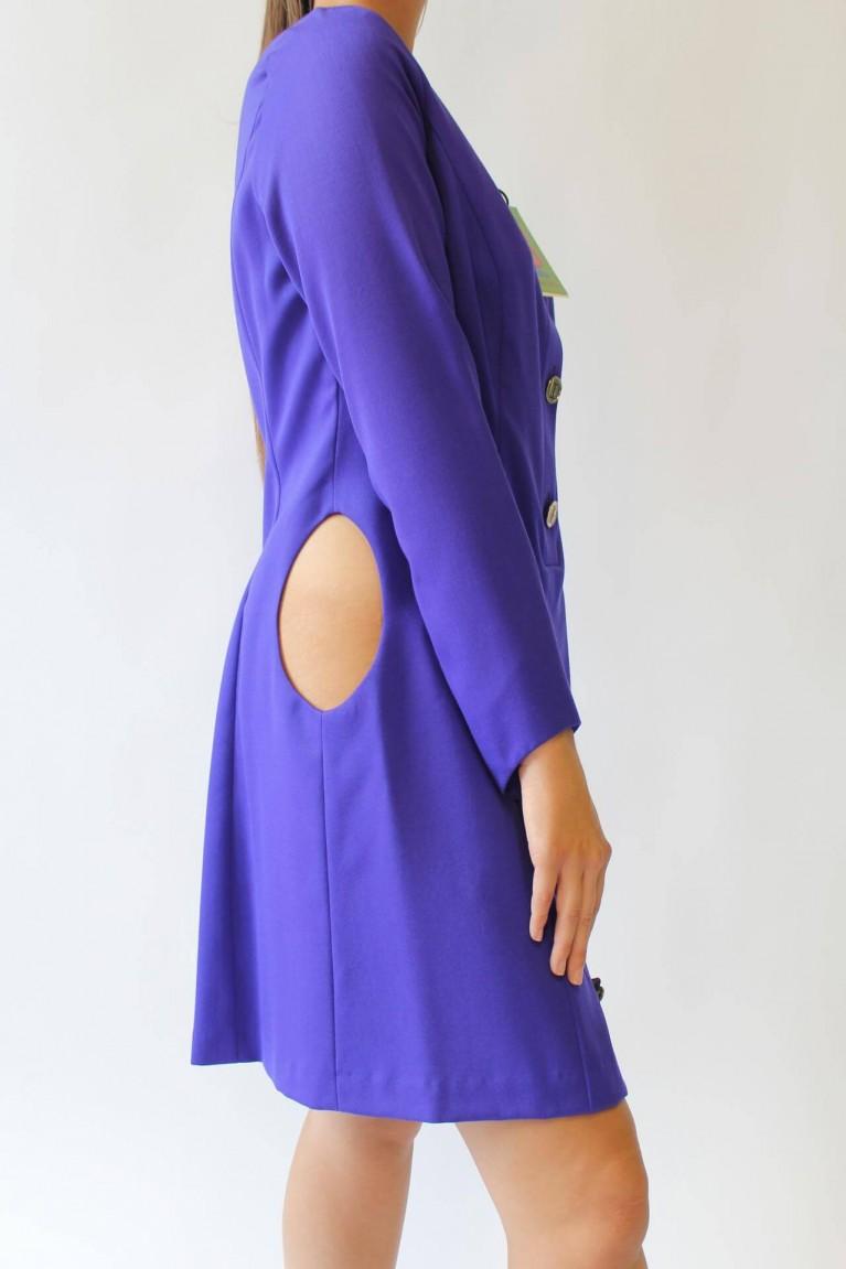Side Port Dress