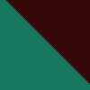 Burgundy-Green