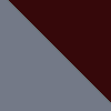 Burgundy-Grey