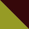 Burgundy-Lime
