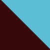 Indigo-Burgundy