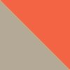 Orange-Beige